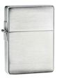 1935 Replica Zippo Lighter without Slashes - Brushed Chrome - 193525 Zippo
