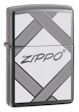 Unparalleted Tradition Zippo Lighter - Black Ice - 20969 Zippo