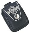 Harley Davidson Zippo Lighter Pouch with Loop - HDPBK Zippo